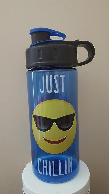 Amazon.com: COOL Gear – 16 fl oz sin BPA botella de agua con ...