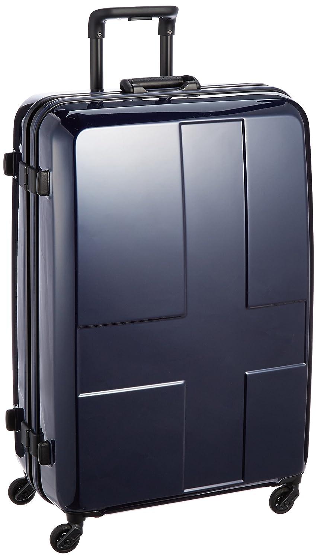 [イノベーター] innovator スーツケース 68cm 90L 4.8kg TSAロック付 2年保証 サイレントキャスター フレーム開閉 INV68 INDIGO (インディゴ) B012BZE4PI