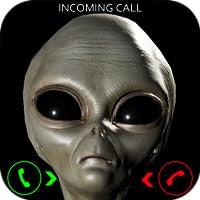 Alien Prank Call