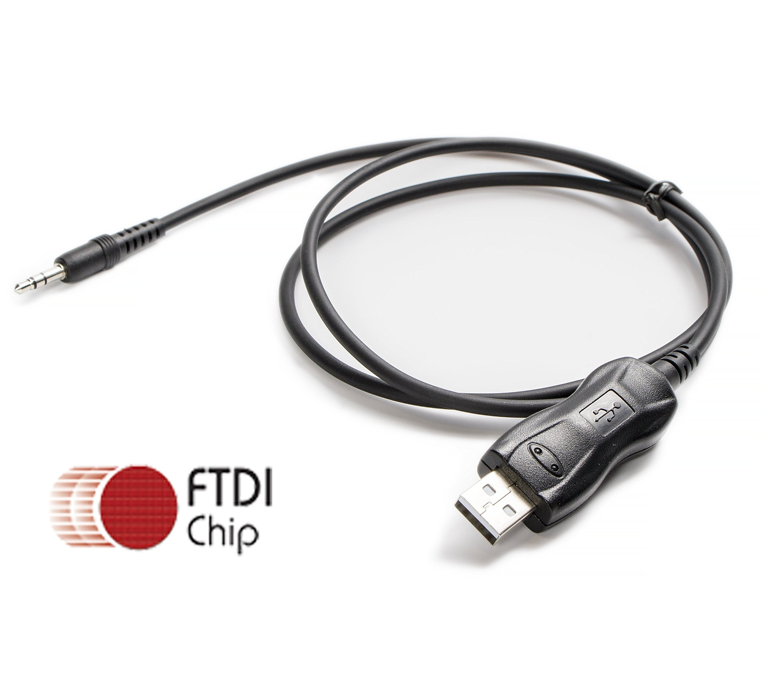 BTECH PC04 FTDI USB Programming Cable for UV-25X2, UV-25X4, UV-50X2