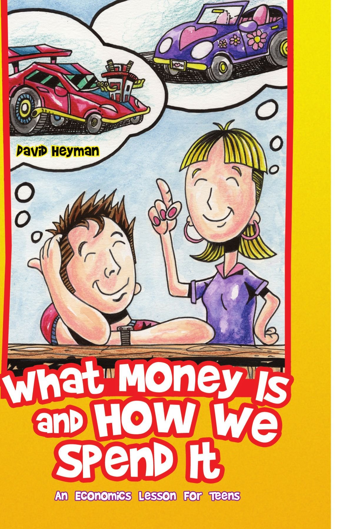 Download What Money Is and How We Spend It pdf