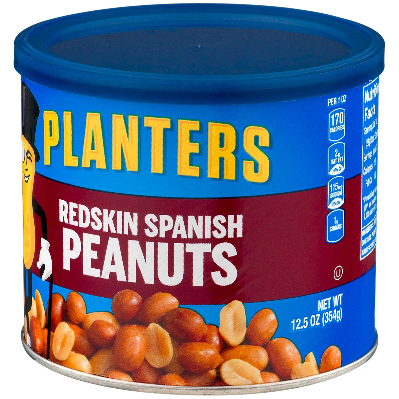 Planters Peanuts, Spanish, 12.5 oz
