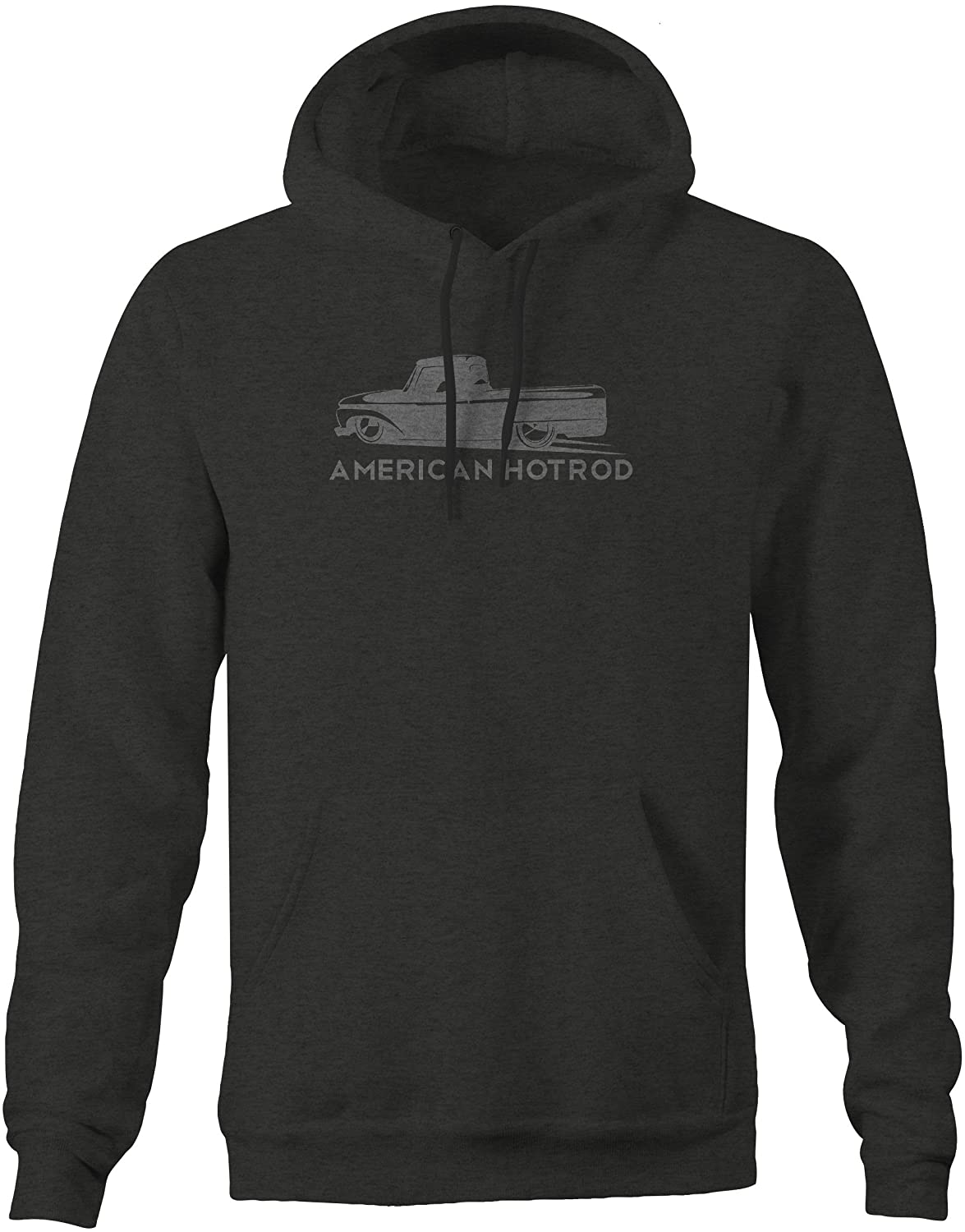 Stealth American Ford Chevy Hot Rod Muscle Truck Restored Sweatshirt Xlarge