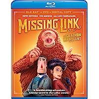 Missing Link [Blu-ray + Digital]