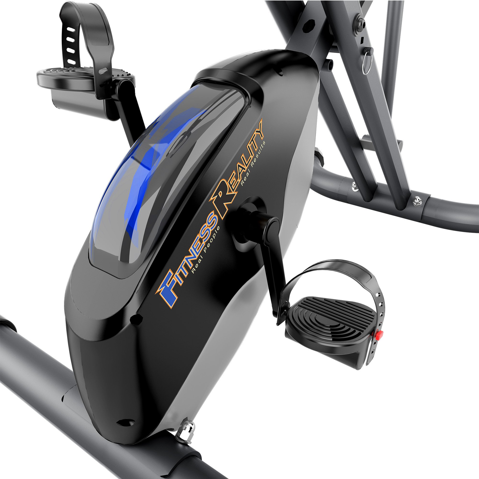 Fitness Reality U2500 Super Max Foldable Magnetic Upright Bike, 400 Lbs by Fitness Reality (Image #6)