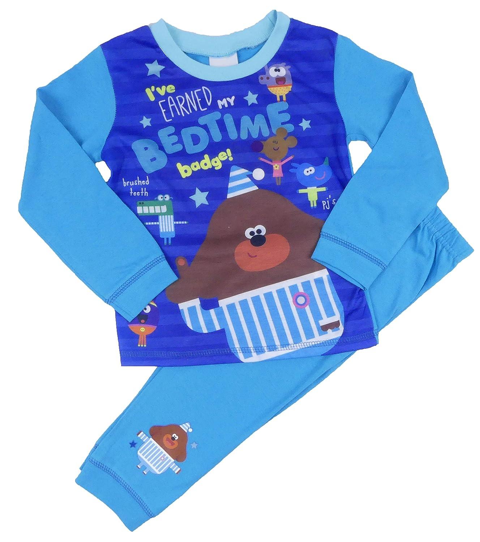 The Pyjama Party Fireman Sam Boys Character Pyjamas Sleepwear 18-24m to 4-5y Great Styles Thomas Hey Duggee