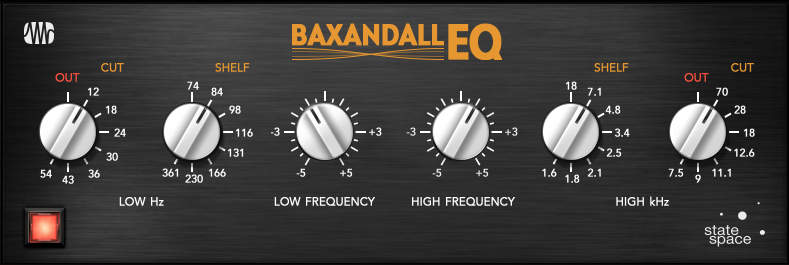PreSonus Baxandall EQ Fat Channel Plug-in [Online Code] - Vst Eq Plug In