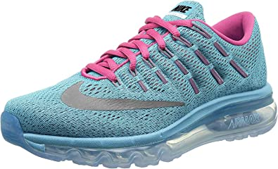 Nike Air Max 2016 (GS), Chaussures de Running Entrainement Fille