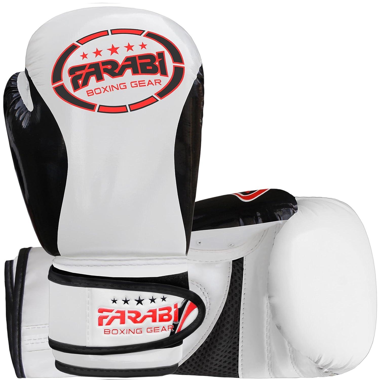 Farabi s/érie pour enfants Starlux gants d/'entra/înement pour sac de frappe /à la boxe MMA kick-boxing Muay Tha/ï