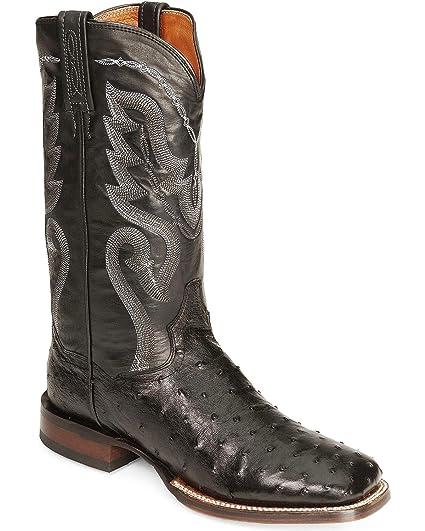 03d881101e1 Dan Post Mens Chandler Western Boots 10.5EE Black