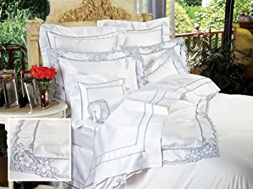 Bellagio Bed Linens, Sheet Sets, King (1 Flat, 1 Fitted, 2