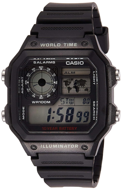 Casio Mens Digital Watch