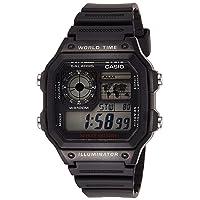 Casio Mens Digital Watch AE1200WH-1AV Deals