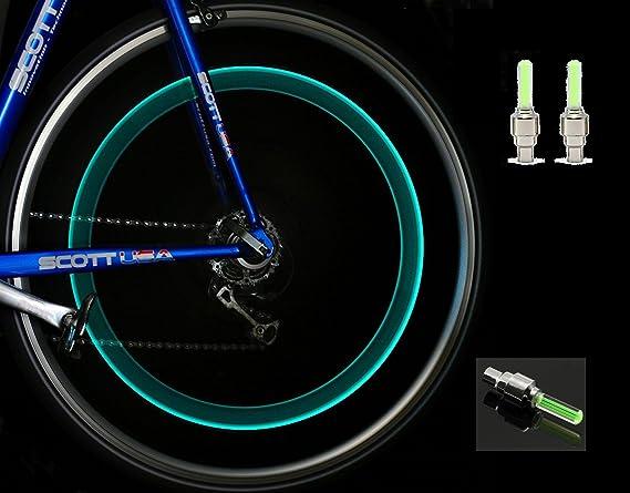 Top shop lucciola valvola per bicicletta auto e moto fireflys luce