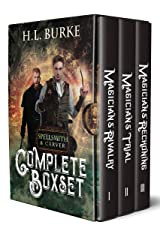 Spellsmith & Carver: The Complete Boxset Kindle Edition