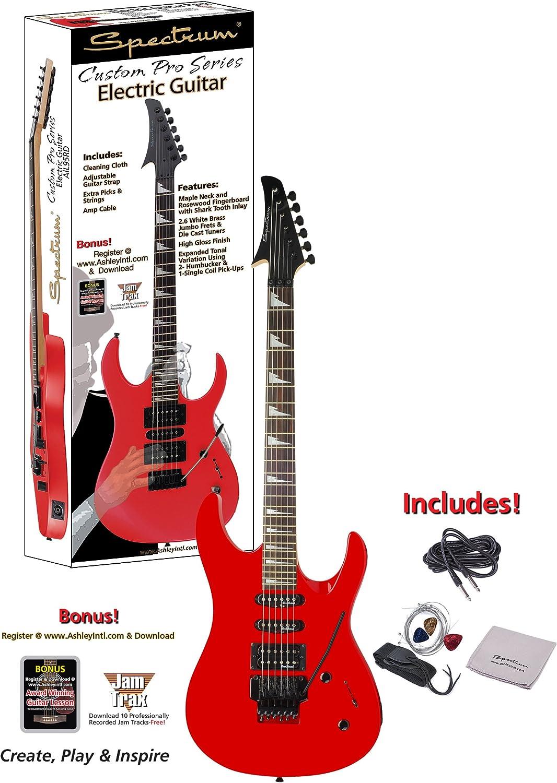 Espectro personalizados serie Pro Pack de guitarra eléctrica ...