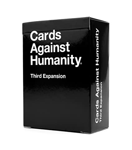 photo relating to Cards Against Humanity Printable Expansions identified as Playing cards From Humanity: 3rd Advancement