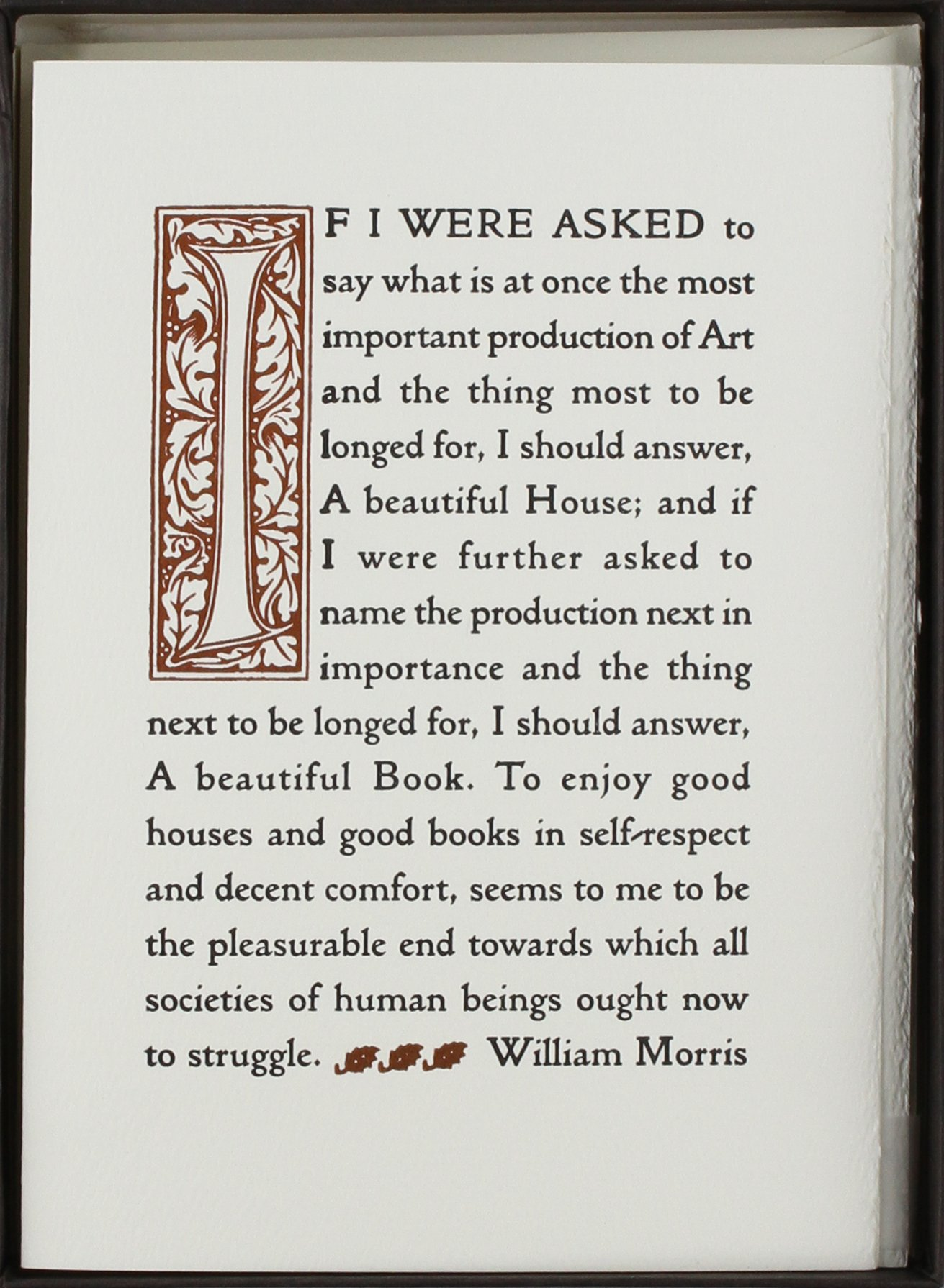 Beautiful House, A boxed (Williams Morris Collection) PDF