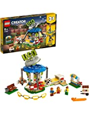 LEGO Creator 3in1 Fairground Carousel 31095 Building Kit