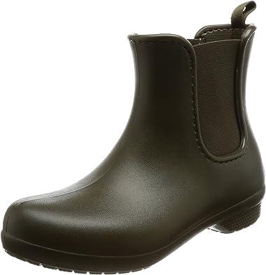 Crocs Freesail Chelsea Boot Women, Botas de Agua para Mujer: Crocs ...