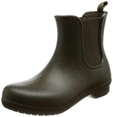 c8fac295f36 Crocs Freesail Chelsea Boot Women