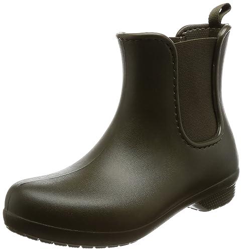 Crocs Freesail Rain Boot Women, Botas para Mujer