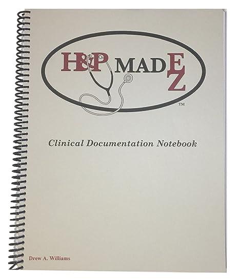 Amazon hp madez history physical exam documentation hp madez history physical exam documentation notebook 85quot maxwellsz