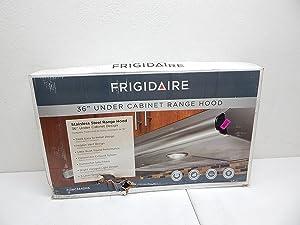 "Frigidaire FHWC3640MS Under Cabinet Range Hood, 36"""