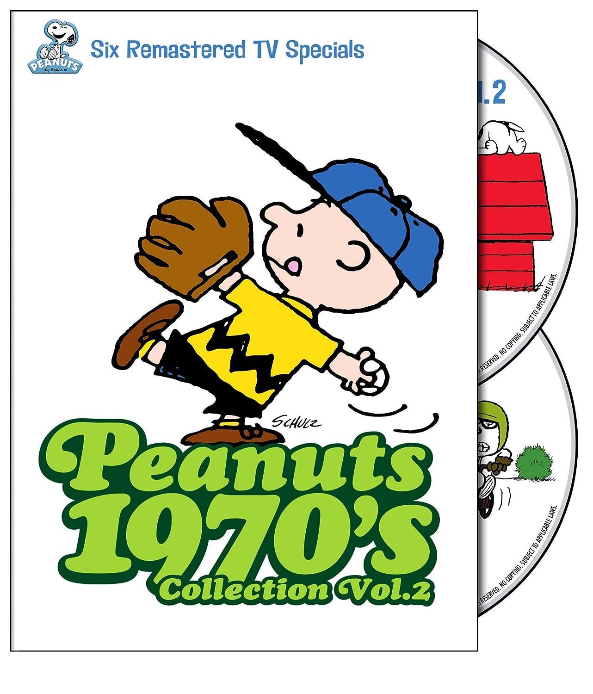 Amazon.com: Peanuts: 1970\'s Collection, Vol. 2 (Be My Valentine ...
