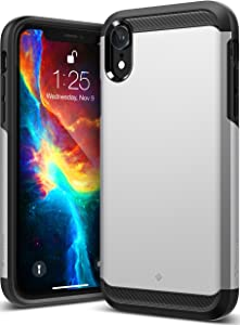 Caseology Legion for iPhone XR Cases for iPhone XR Case(2018) - Silver