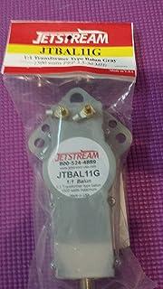 4:1 Balun for 3.5-30 Mhz Voltage Balun Gray in color