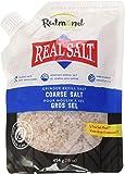Redmond Real Salt- Nature's First Sea Salt- Coarse Salt- Grinder Refill Pouch (1 Pack)