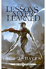 The Lessons Never Learned (The War Eternal Book 2) Kindle Edition