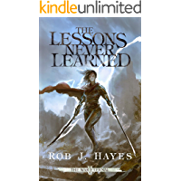 The Lessons Never Learned (The War Eternal Book 2) book cover