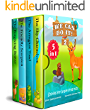 We Can Do It 2! : Stories For Brave Little Kids