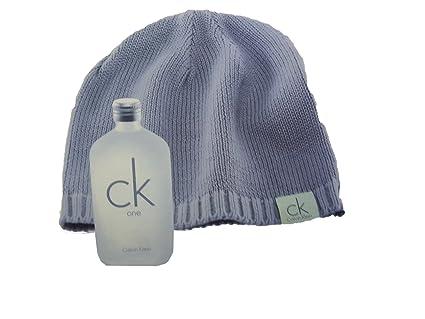 Unidades CK One con EDT 50 ml + Gorra de lana