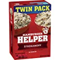 Betty Crocker Hamburger Helper and Stroganoff Pasta