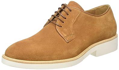 SEBAGO Machall Lace Up, Chaussures richelieu hommemarronBraun (CAMEL SUEDE)