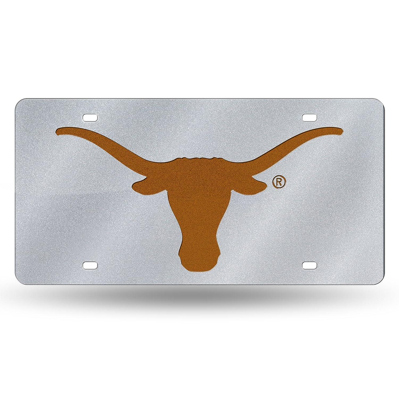 Rico NCAA Arkansas Razorbacks Bling Laser Cut Auto Tag Plate
