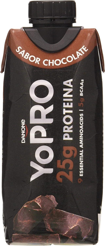 Danone Yopro Batido con Proteína Sabor Chocolate, 330ml ...