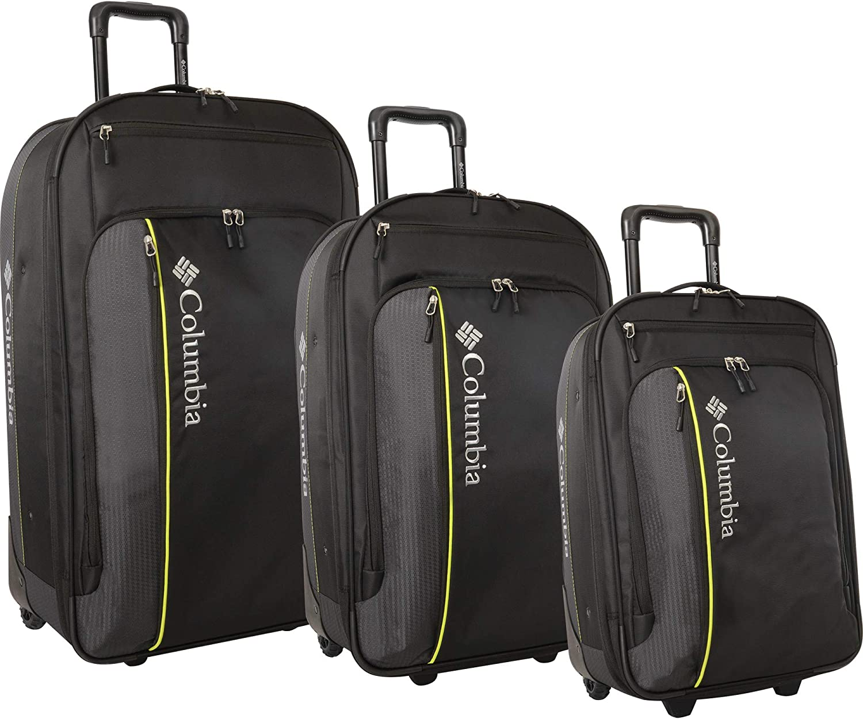 Columbia Luggage, Black Voltage