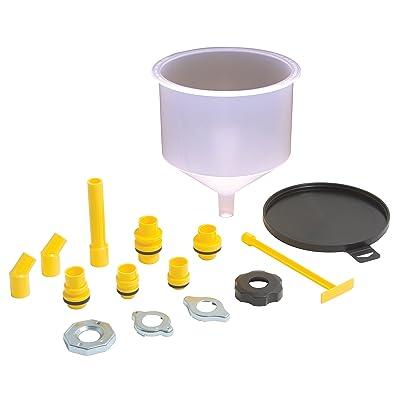 Lisle 24680 Spill-Free Funnel: Automotive
