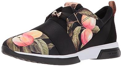 e58ae9e8faa2 Amazon.com  Ted Baker Women s Cepa Sneaker  Shoes