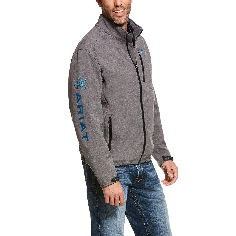 Amazon.com: ARIAT Logo 2.0 Softshell Jacket: Clothing