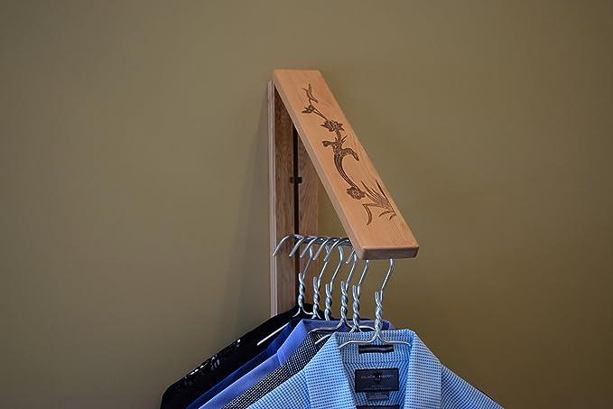 Amazon.com: Flecha percha de ropa (ah12ll/M) InstaHanger ...