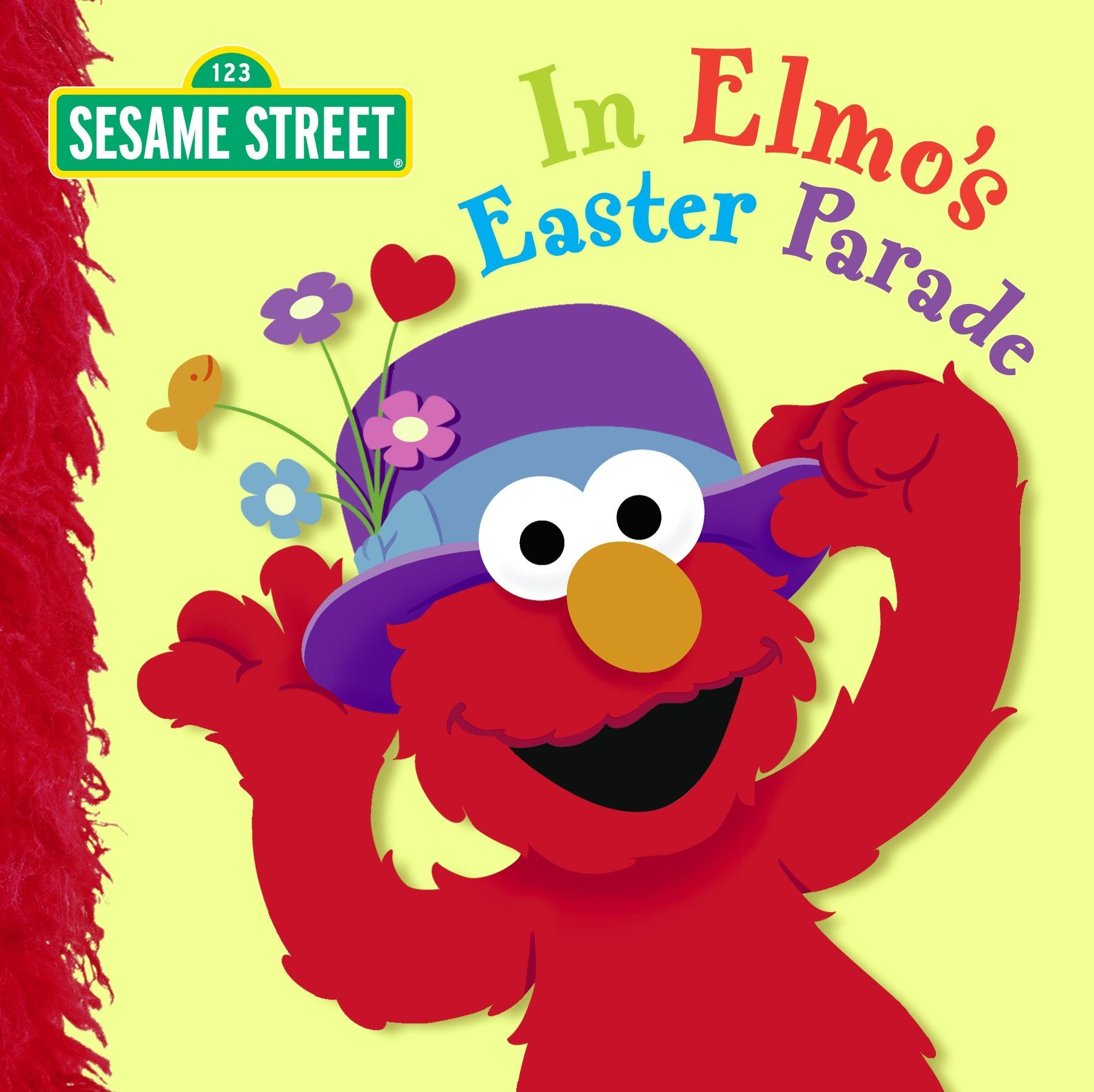 In Elmo's Easter Parade (Sesame Street): Naomi Kleinberg, Christopher  Moroney: 9780375844805: Amazon.com: Books