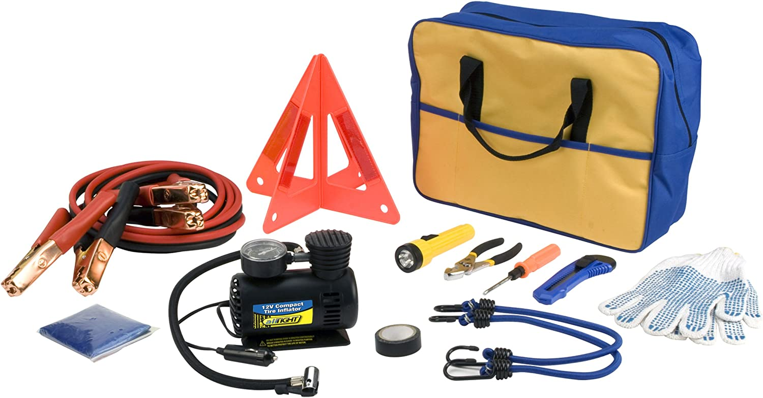 Performance Tool Roadside Emergency Kit}