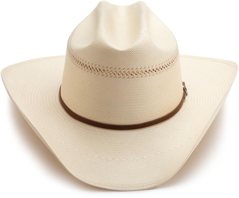 01f9462a8 Resistol Men's Sutherland Hat, Natural, 6 3/4 at Amazon Men's ...