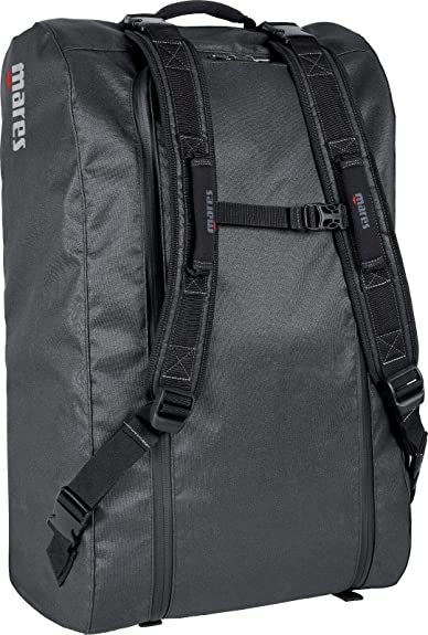Mares Bag Cruise Back Pack Dry - Maleta, Color Negro, Talla Bx ...