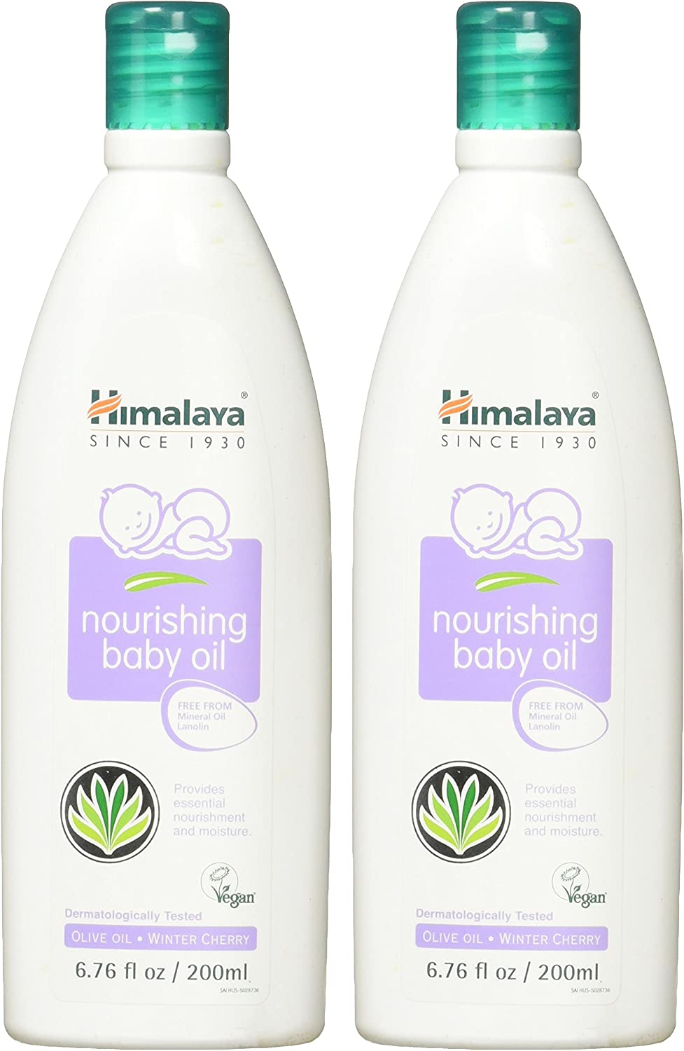 Can you put baby oil on your hair? Himalaya Baby Oil is the answer